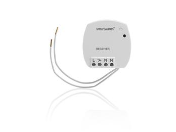 SmartHome Mini Funk-Einbauschalter Umrüsten von Lichtschalter in Funkschalter