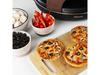 Pizzamaker, Pizzarette rund für 6 Personen Ø37cm mit Teigschneider & Pizzahebern
