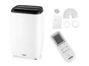 Smartes Klimagerät App gesteuert mit Fernbedienung & Fensterkid, 3,5kW 65dB
