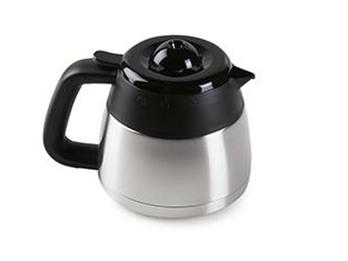 Edelstahl Thermoskanne 8 Tassen für Kaffeemaschine DO709K