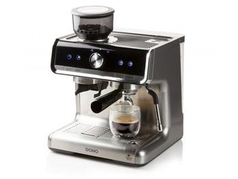 Profi Siebdruck Espressomaschine - Kaffeevollautomat mit Mahlwerk