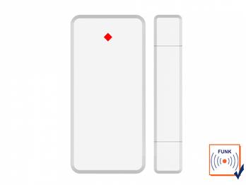 Fenster & Türen Magnetkontakt für ELRO AS90S Home+ Alarmanlage mit App