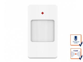 Bewegungsmelder 9m / 110° für ELRO AS90S Home+ Alarmanlage mit App