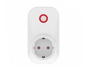 Zwischenstecker schaltbar für ELRO AS90S Home+ Alarmsystem mit App