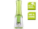 Smoothie Maker To-Go - Blender in Grün - inkl. Trinkflaschen in 2 Größen