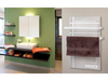 Sparsame Mica-Badwandheizung, Öko-Modus, 1100W, Handtuchhalter
