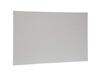 100W Infrarotheizung, 50x32 cm, für Räume 2-5m³, bemalbar, IP44 - ideal fürs Bad