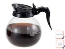 Profi Glaskanne, Universal-Ersatzkanne für gängige Kaffeemaschinen, 1,8 Liter