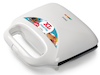 Waffelautomat XL, antihaftbeschichtet, mit Thermostat, 900Watt