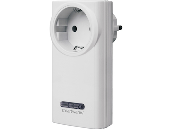 Funk Steckdose mit Dimmfunktion für Beleuchtung und Geräte bis max. 200Watt