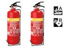 2er-Set Schaumlöscher, 2 Liter, Feuerklassen A, B, Brandbekämpfung