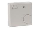 Standard-Thermostat für Heizpaneele, mit Ein-/Ausschalter, Regelbereich 5-30°C