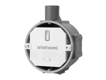 SmartHome Funk-Einbaudimmer - Regulierung von Beleuchtung bis max. 200W