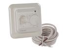 Standard-Thermostat für Heizpaneele, Fußbodenfühler u. Nachtabsenkung, 5-40°C