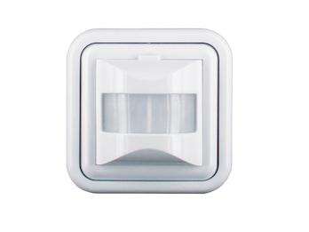 Unterputz Bewegungsmelder, Erkennungsbereich 160°, geeignet für LED Leuchtmittel