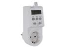 Universal Stecker-Thermostat für Vitalheizung, Frostschutz für Räume