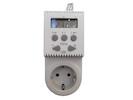 Programmierbares Steckdosenthermostat für Infrarot Heizpaneele, 2 Heizzyklen