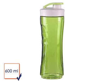 Ersatzbehälter / Ersatzflasche für Smoothie-Maker DO436BL, 600ml, grün