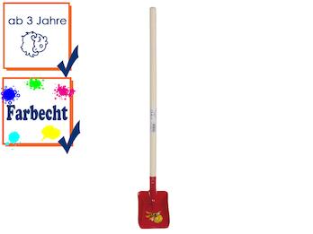 Schaufel, Gartenspielzeug für Kinder -DIE BIENE MAJA-, Holz, Farbecht