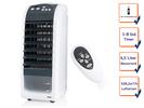 Ventilator mit Wasserkühlung Fernbedienung Timer - Wassertank 4,5 Liter