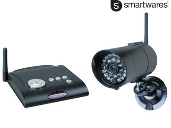 Set: Digitale Aufzeichnungskamera mit Funkempfänger & Fernbedienung