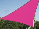 Sonnensegel Dreieck Pink 3,6m Sonnenschutzsegel für Balkon / Terrassensegel