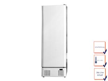 Profi Kühlschrank, 386 Liter, statisch Kühlung, 0° C/ 10° C, 5 Roste