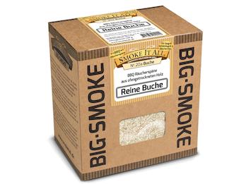 Echte BBQ Räucherspäne aus Buchenholz 800 gr. für Grill od. Räucherofen