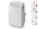 AirCooler / Klimagerät mit 24h-Timer, Fernbedienung,  12000BTU, 1,4kWh