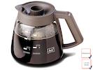 Melitta Glaskanne, für gängige Kaffeemaschinen, 1,8 Liter