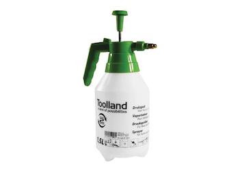 Drucksprüher, Gartenspritze Toolland, 1,5 Liter Fassungsvermögen