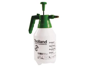 Drucksprüher, Gartenspritze Toolland, 2 Liter Fassungsvermögen