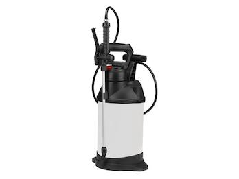 Drucksprühgerät zum Pumpen, Gartenspritze Toolland, 5 Liter Fassungsvermögen