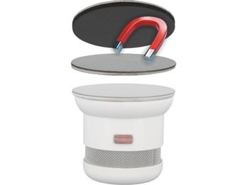 Befestigungs-Set Universal-Magnetmontageplatte Ø 5cm für Rauchmelder