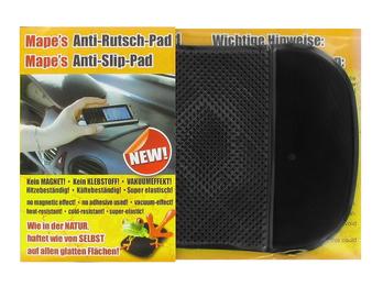 Anti-Rutsch-Pad für Handy, Brille, Kleingeld, selbsthaftend und elastisch