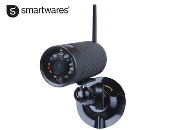 Drahtlose Aussenkamera, Nachtsicht mit 9 IR-LEDs, IP66
