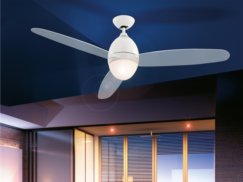 Deckenventilator mit Licht Fernbedienung Beleuchtung 3