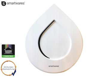 Funk-Wassermelder Wasseralarm HomeWizard kompatibel, inkl. Batterien