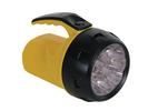 Praktischer Handscheinwerfer mit 9 hellen LEDs, wetterfeste Arbeitsleuchte