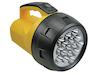 Leistungsstarker Handscheinwerfer mit 16 hellen LEDs, wetterfeste Arbeitsleuchte