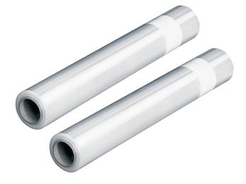 Einschweißfolienrolle für Vakuumiergeräte Folienschweißgeräte, 28 cm x 5 m