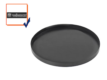 Feuerkorbbodenplatte Bodenplatte Ascheplatte für Feuerkorb BB600 Ø50cm