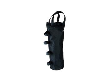 Sandsack für Pavillion Befestigung Klettverschluss max. 15kg DxH: 15x50cm