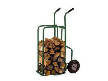 Sackkarre für Holz bis 250kg, 3 Positionen, Soft-Grip Handgriffe, 119x68,5x63cm
