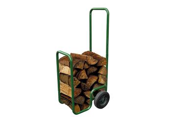 Sackkarre für Holz Transportkarre bis 100kg Eigengewicht 5kg 30 x 45 x 110 cm