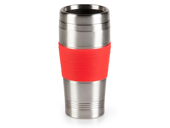 My Coffee To Go Thermobecher - Rot 400ml - Kaffeebecher zu DO438K