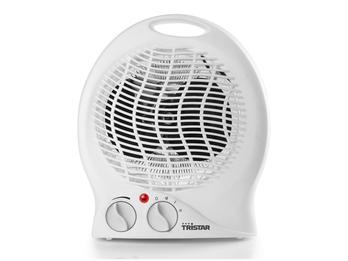 Elektroheizung mit 3 einstellbaren Stufen und Thermostat