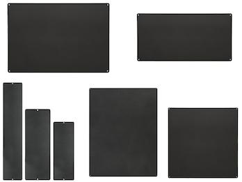 Magnettafel aus Metall -für Magnetische Töpfe zur Wandaufbewahrung - Wanddeko