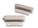 Mini-Magnetkontakt für Fenster und Türen, 3,4 x 1,5 x 0,8 cm, Einbruchschutz