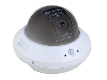 IP-Kamera, für den Innenbereich, Dome, IR, Eagle Eyes - Kontrolle per Smartphone
